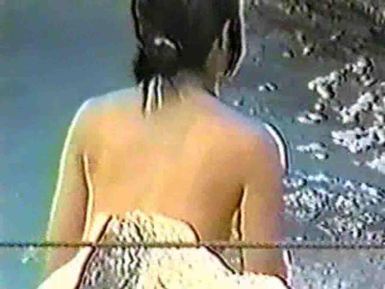 露天風呂&岩風呂 望遠映像  85PIX 72