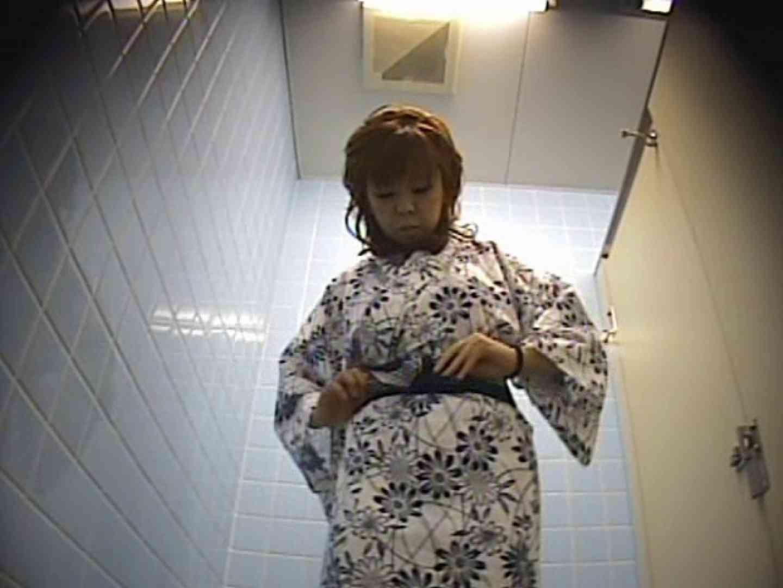 熱海温泉 某有名旅館厠事情! 浴衣 | 黄金水  110PIX 19