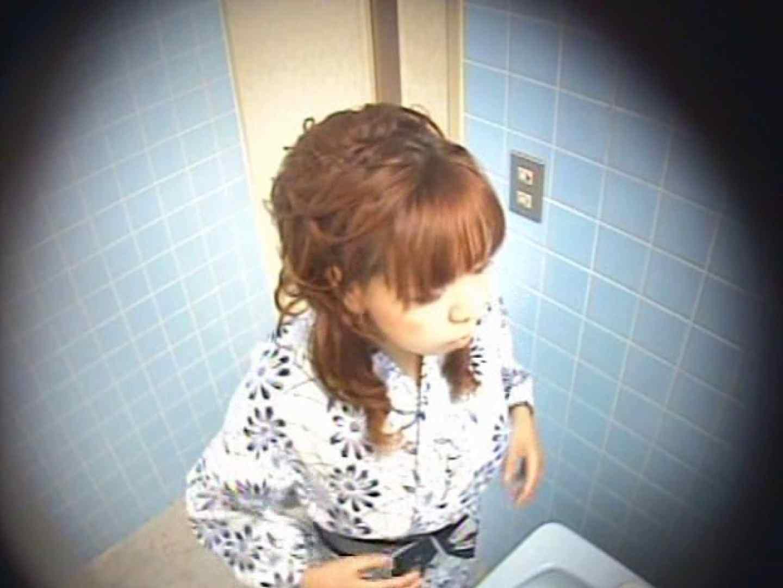 熱海温泉 某有名旅館厠事情! 浴衣 | 黄金水  110PIX 28