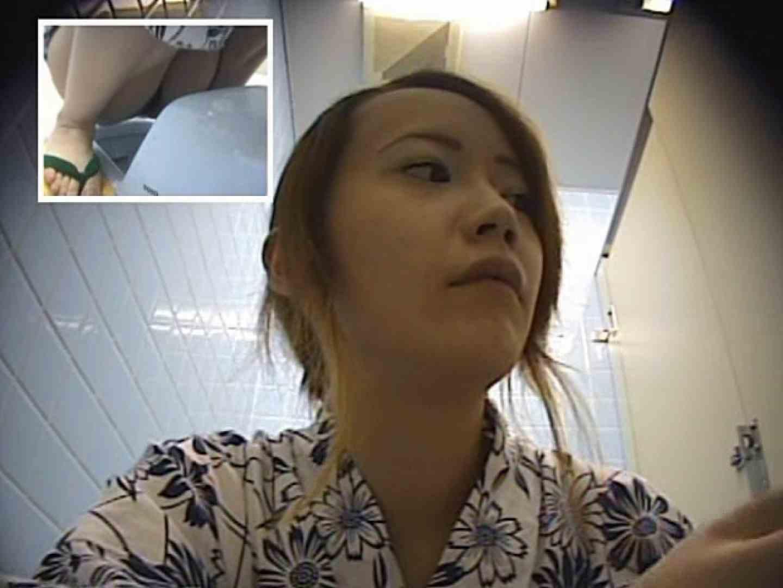熱海温泉 某有名旅館厠事情! 浴衣  110PIX 57