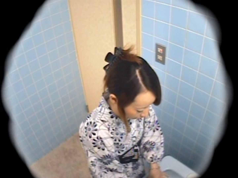 熱海温泉 某有名旅館厠事情! 浴衣  110PIX 66
