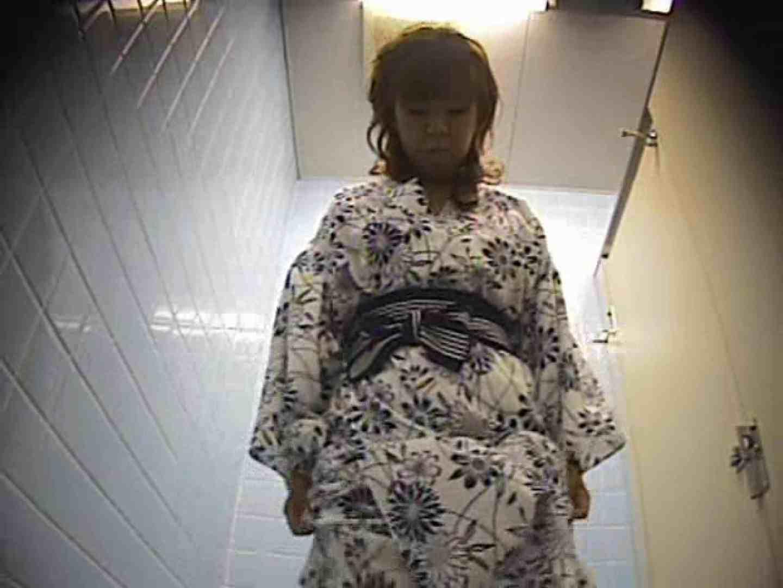 熱海温泉 某有名旅館厠事情! 浴衣  110PIX 96