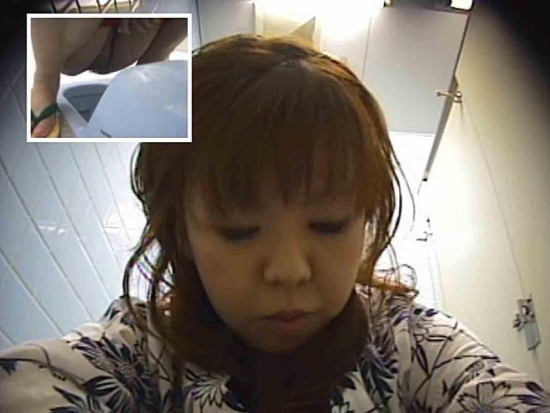 熱海温泉 某有名旅館厠事情! 浴衣 | 黄金水  110PIX 109
