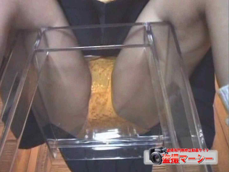 透け透け椅子vol.2 前編 ギャルのエロ動画  103PIX 6