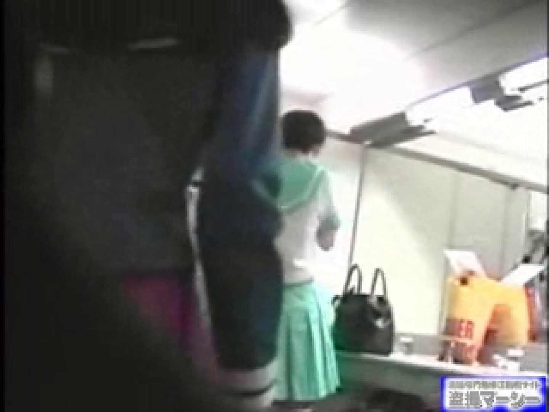 女盗撮師がコスプレ会場の厠に潜入しちゃいました! 盗撮シリーズ ワレメ動画紹介 100PIX 82