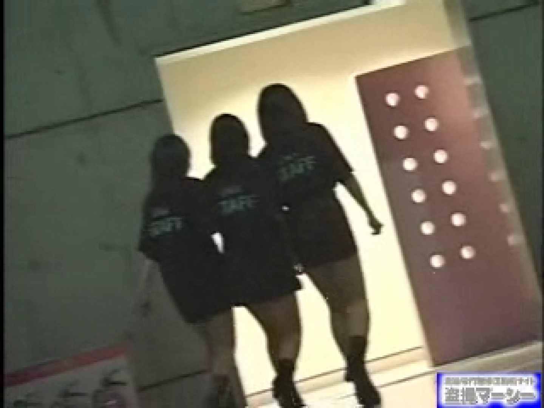 女盗撮師がコスプレ会場の厠に潜入しちゃいました! 潜入 オメコ動画キャプチャ 100PIX 91