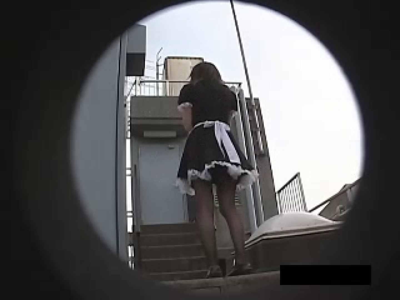 風の悪戯 メイドカフェ撮影現場 潜入  109PIX 40