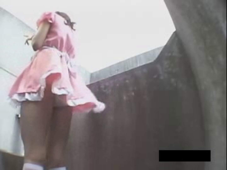 風の悪戯 メイドカフェ撮影現場 潜入 | ハプニング映像  109PIX 81
