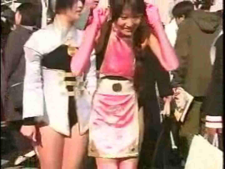 コスプレ透写 前から後ろから ギャルのエロ動画 AV動画キャプチャ 94PIX 24
