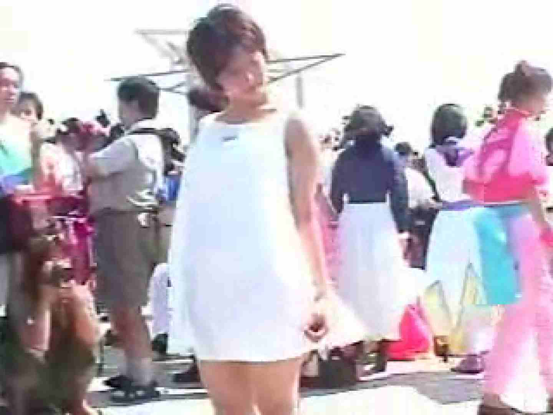 コスプレ会場 赤外線カメラで透け下着を見る 下着 セックス無修正動画無料 89PIX 37