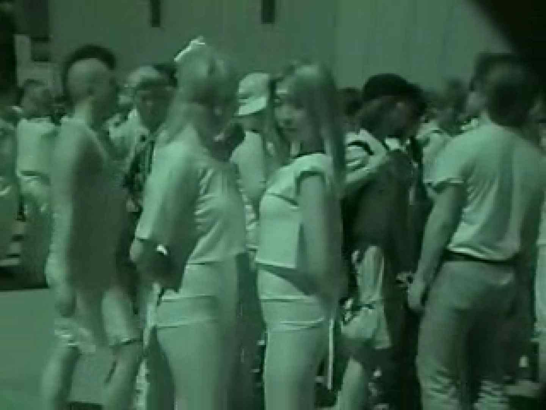 コスプレ会場 赤外線カメラで透け下着を見る ギャルのエロ動画 おまんこ無修正動画無料 89PIX 48
