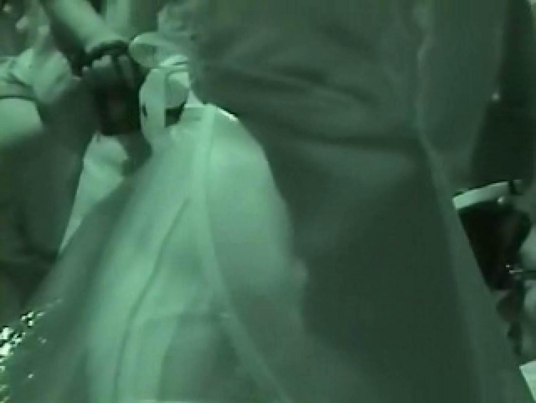 コスプレ会場 赤外線カメラで透け下着を見る ハプニング映像 ワレメ動画紹介 89PIX 53
