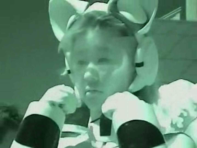 コスプレ会場 赤外線カメラで透け下着を見る 赤外線 スケベ動画紹介 89PIX 54