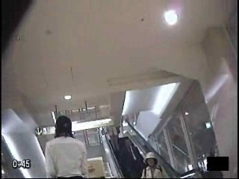 ショップ店員の卑猥なパンツ覗き 追跡 濡れ場動画紹介 105PIX 59