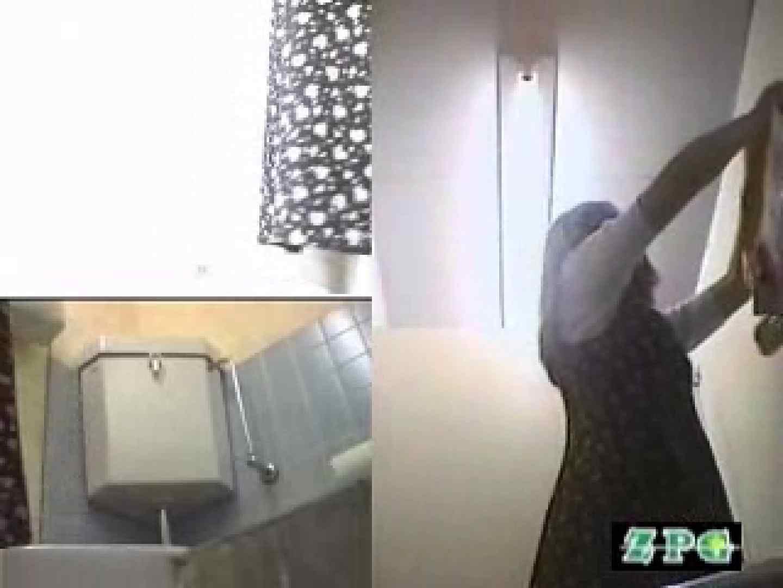 女子厠緊急事態 イ更器に向かって放尿始め 若妻・人妻編ahsd01 厠・・・  88PIX 42