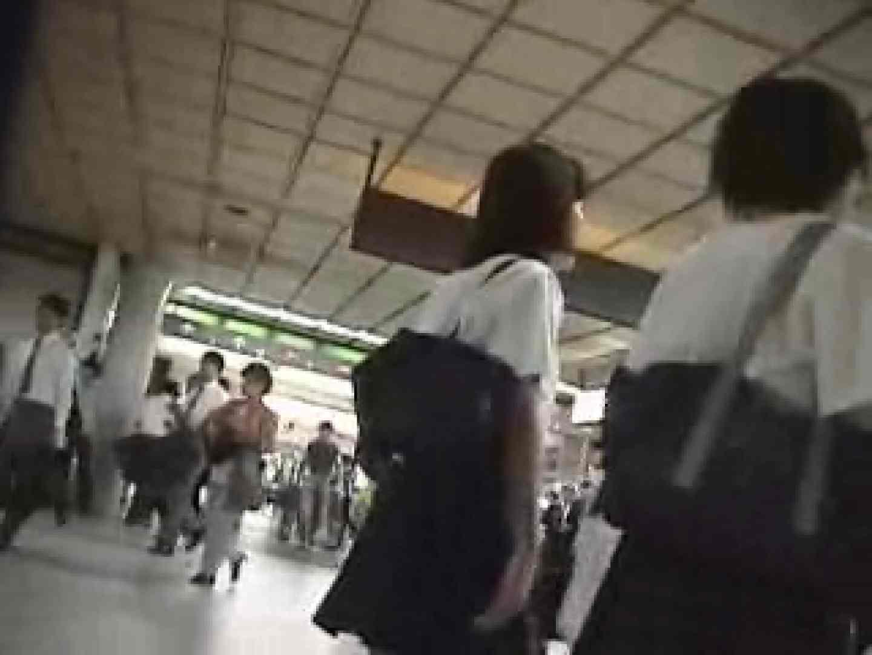 通学時間!7時30~8時30分 vol.04 盗撮シリーズ おめこ無修正画像 89PIX 12