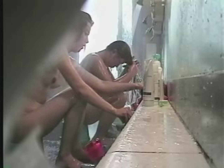 潜入!女子寮!脱衣所&洗い場&浴槽! vol.01 ギャルのエロ動画  109PIX 45