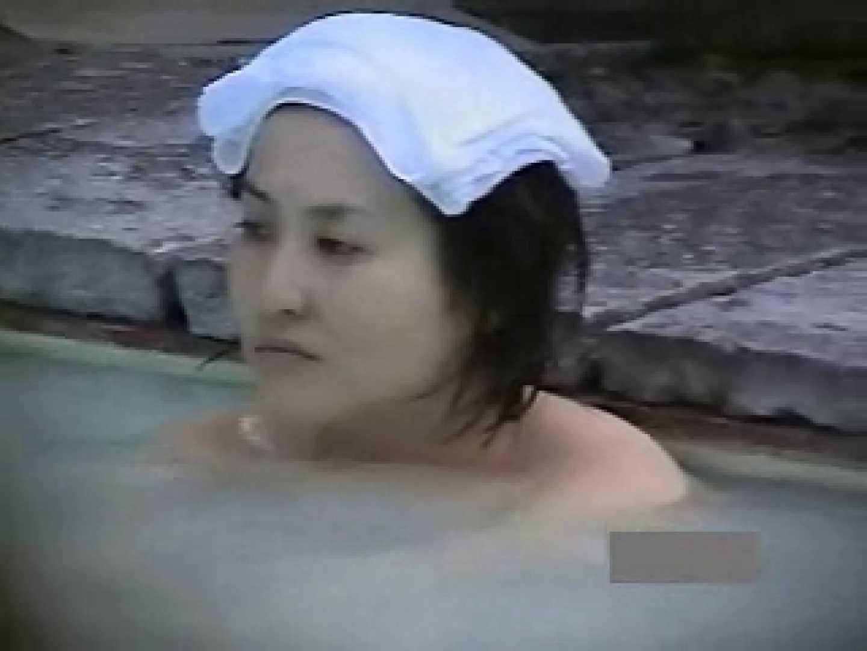 世界で一番美しい女性が集う露天風呂! vol.02 望遠映像  96PIX 72