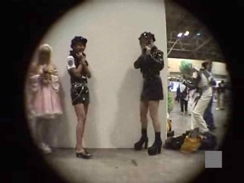 潜入 コスプレ大会! 盗撮シリーズ われめAV動画紹介 89PIX 38