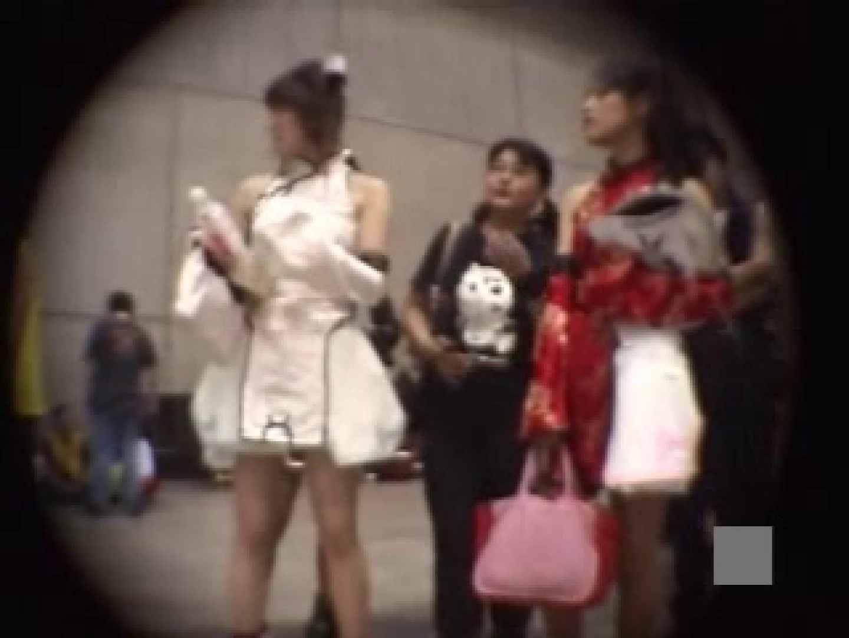 潜入 コスプレ大会! ティーンギャル   潜入  89PIX 49