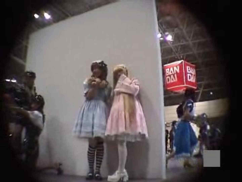 潜入 コスプレ大会! ギャルのエロ動画 盗み撮り動画 89PIX 51