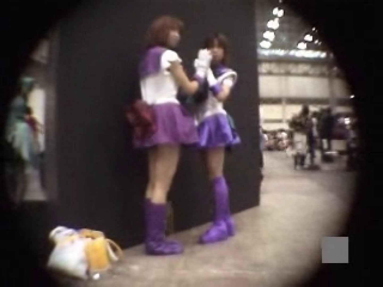 潜入 コスプレ大会! 着替え スケベ動画紹介 89PIX 64