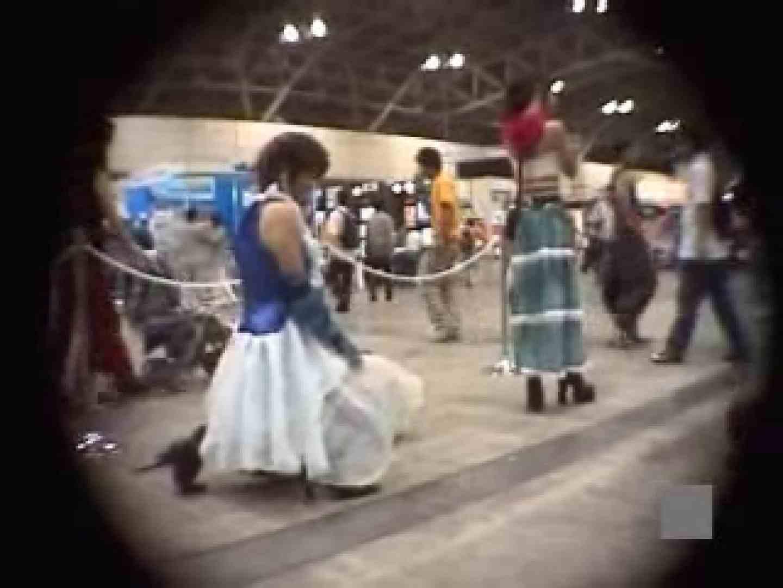 潜入 コスプレ大会! ギャルのエロ動画 盗み撮り動画 89PIX 69