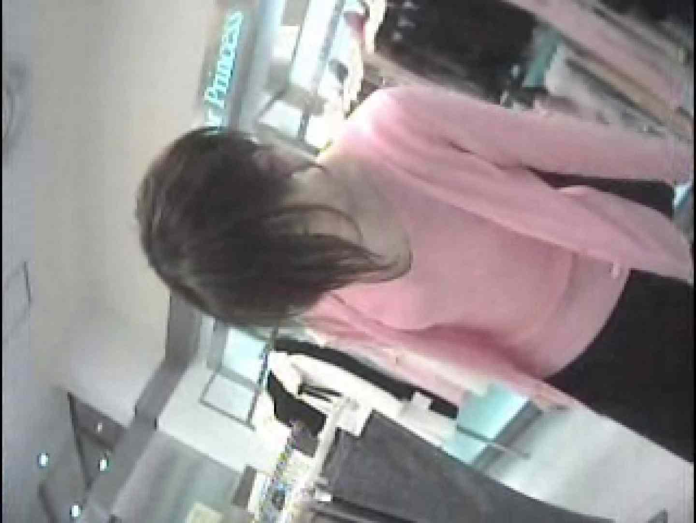 Hamans World ⑤店員さんシリーズⅡ おまけ特選映像 胸チラ  109PIX 28