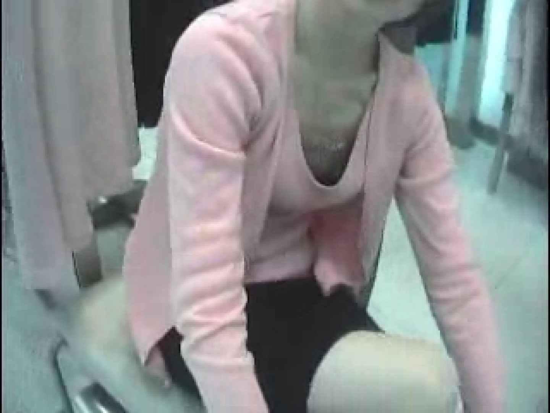 Hamans World ⑤店員さんシリーズⅡ おまけ特選映像 胸チラ  109PIX 32
