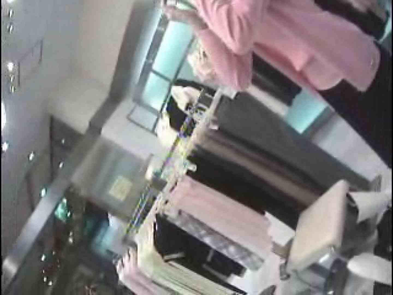 Hamans World ⑤店員さんシリーズⅡ おまけ特選映像 胸チラ  109PIX 34
