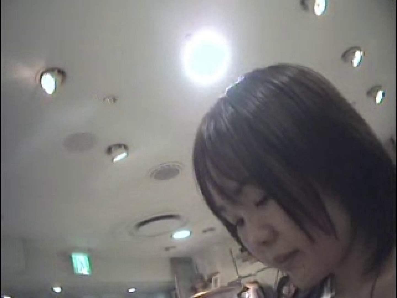Hamans World ⑤店員さんシリーズⅡ おまけ特選映像 胸チラ | チラ  109PIX 101