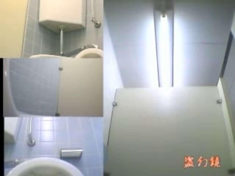 伝説の和式トイレ3 マルチアングル 盗撮動画紹介 80PIX 75