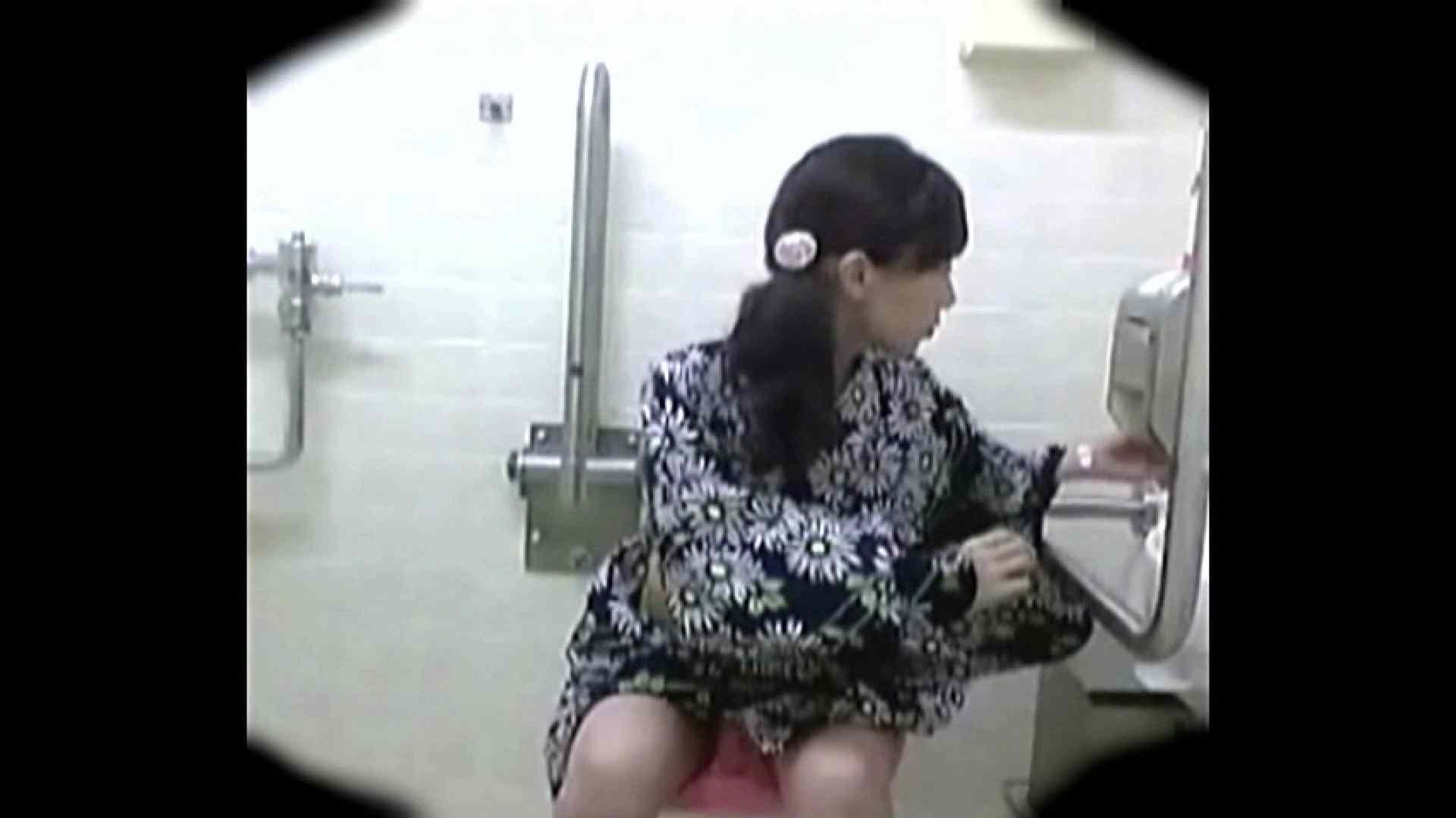teen galトイレ覗き紙がナイ編‼vol.01 トイレ | 浴衣 盗撮 76PIX 1