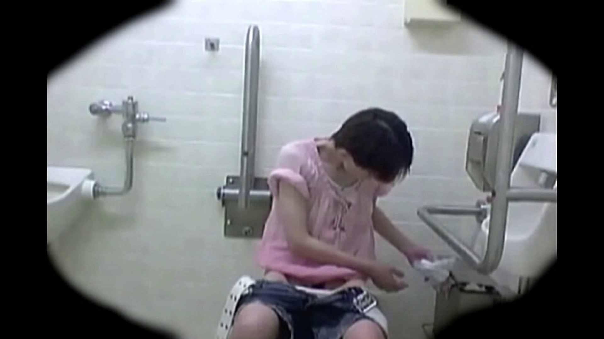 巨乳おまんこ:teen galトイレ覗き紙がナイ編‼vol.05:のぞき本舗 中村屋