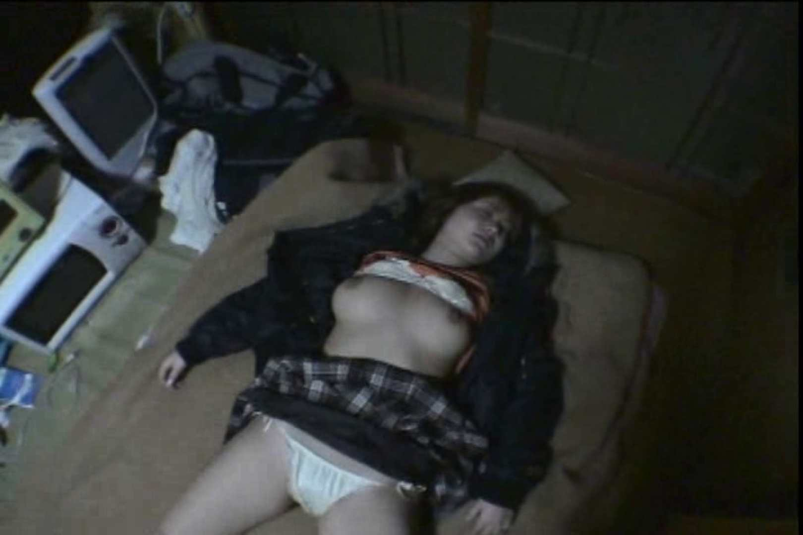 Sex in the dream!眠れる泥酔女3 巨乳編  100PIX 56