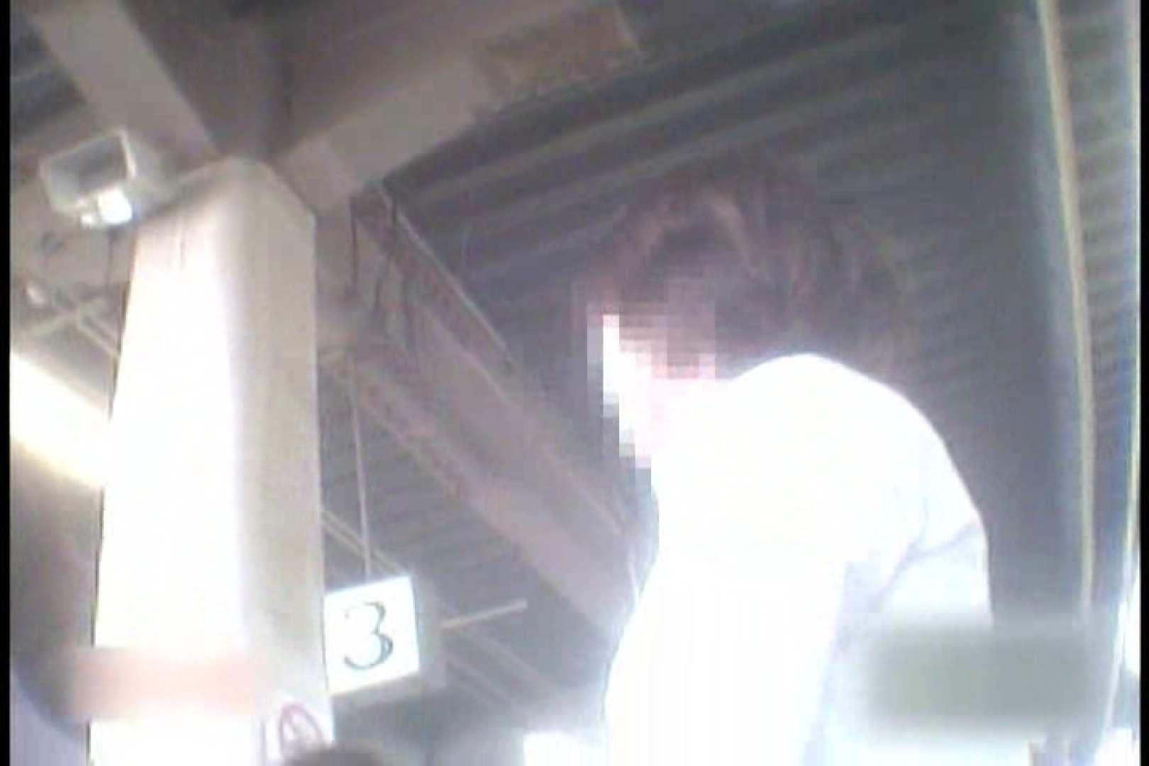 私鉄沿線美女限定パンティー丸覗き!!vol.05 パンティ 盗み撮り動画 98PIX 53