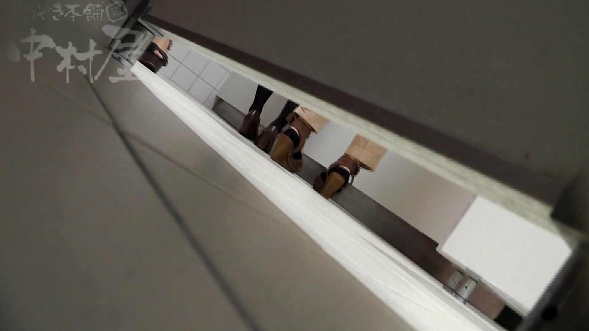 美しい日本の未来 No.33 黒パンをやっと下げる? 女子トイレ編 スケベ動画紹介 106PIX 12