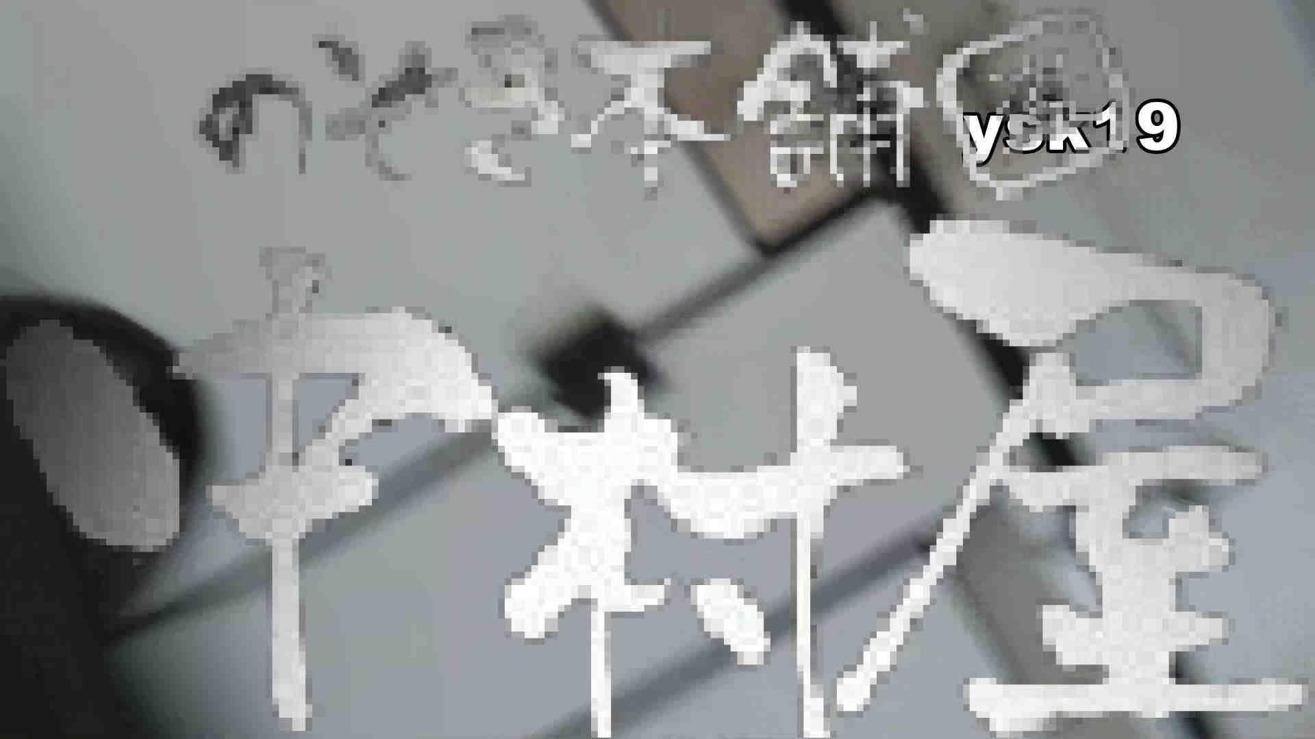 【世界の射窓から】世界の射窓から vol.19後編 洗面所編  86PIX 8