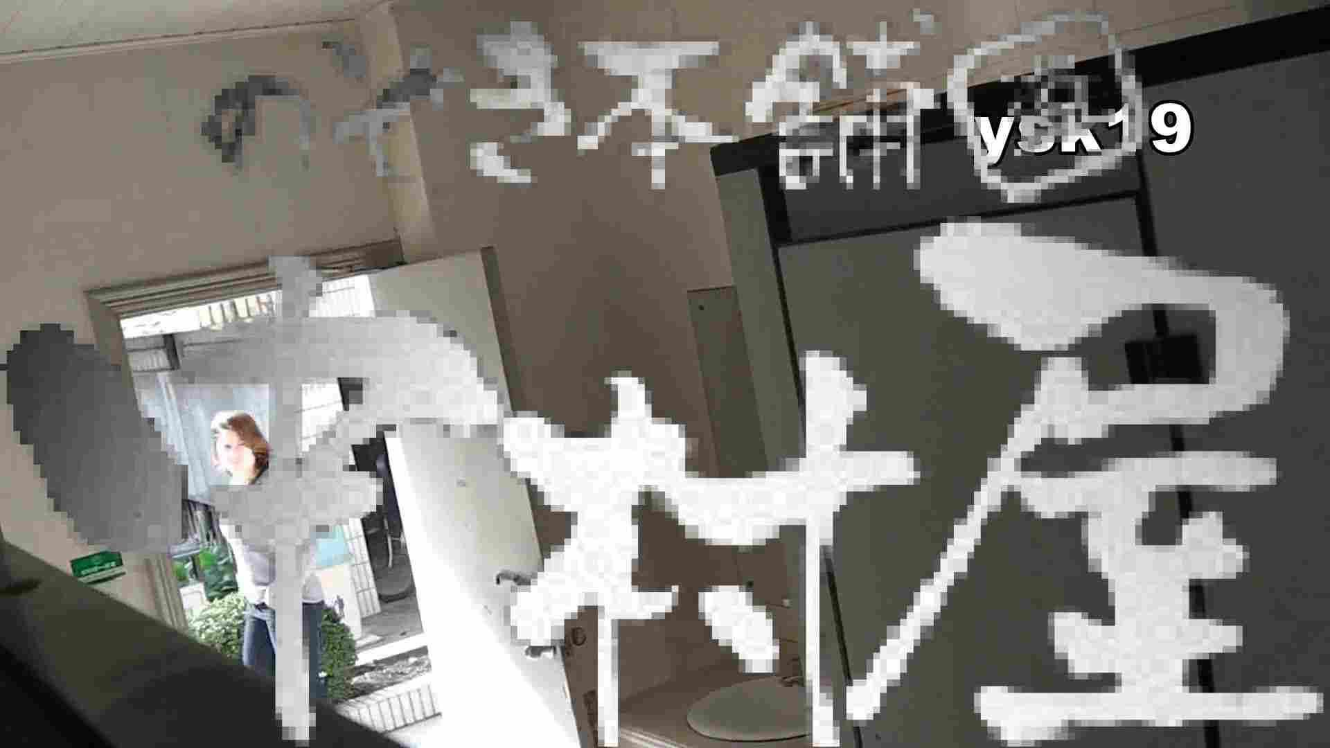【世界の射窓から】世界の射窓から vol.19後編 洗面所編  86PIX 48