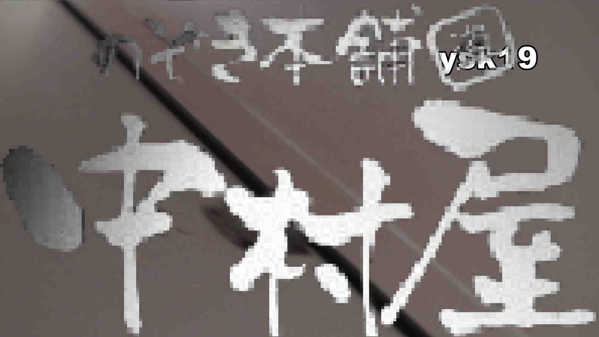【世界の射窓から】世界の射窓から vol.19後編 洗面所編  86PIX 54