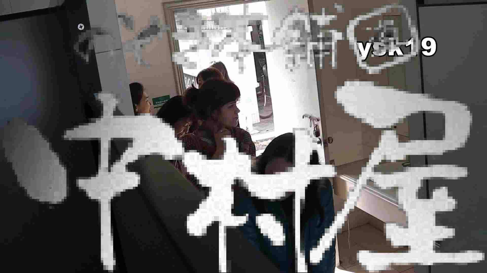 【世界の射窓から】世界の射窓から vol.19後編 洗面所編  86PIX 56