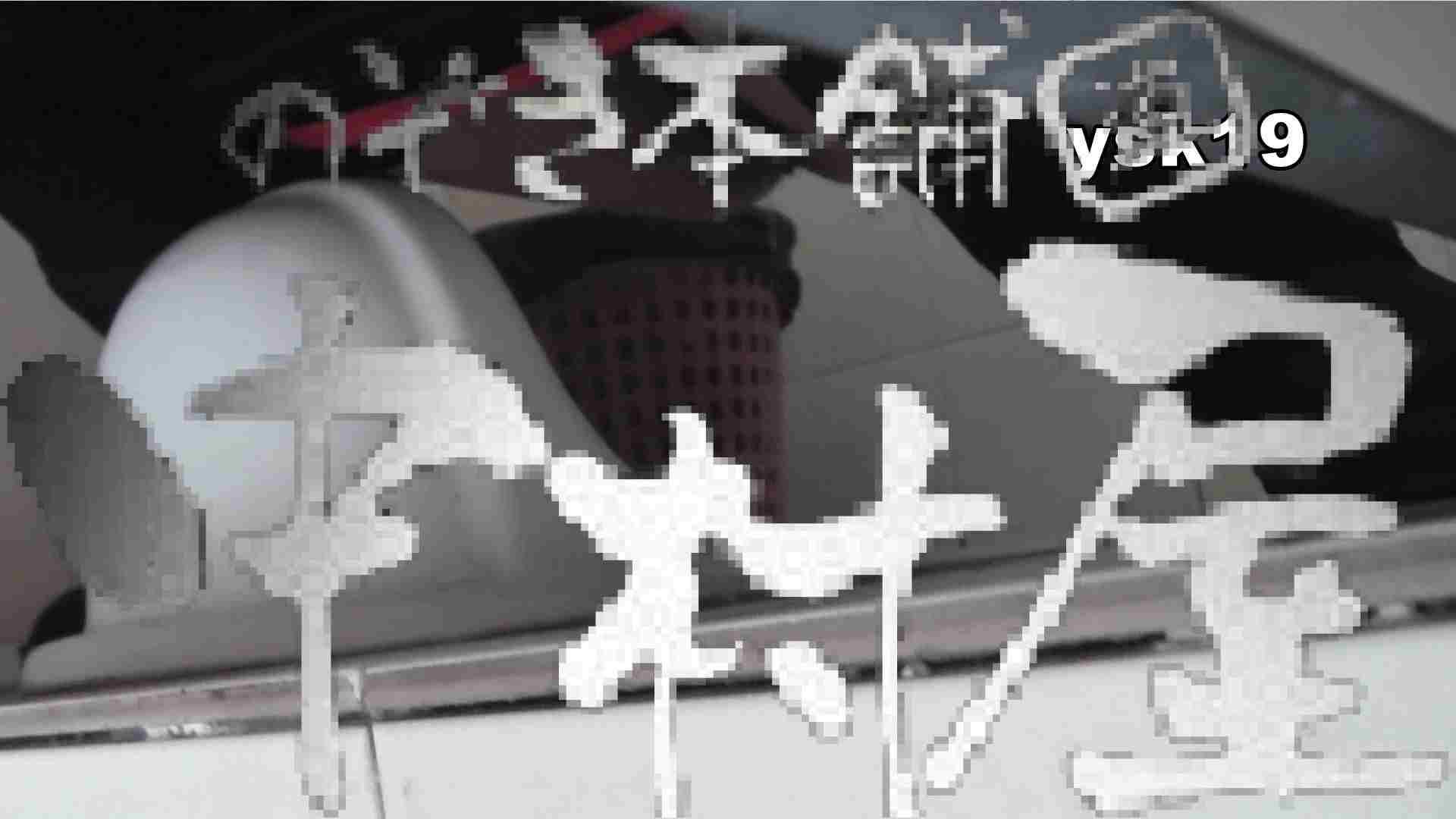 【世界の射窓から】世界の射窓から vol.19後編 洗面所編  86PIX 60