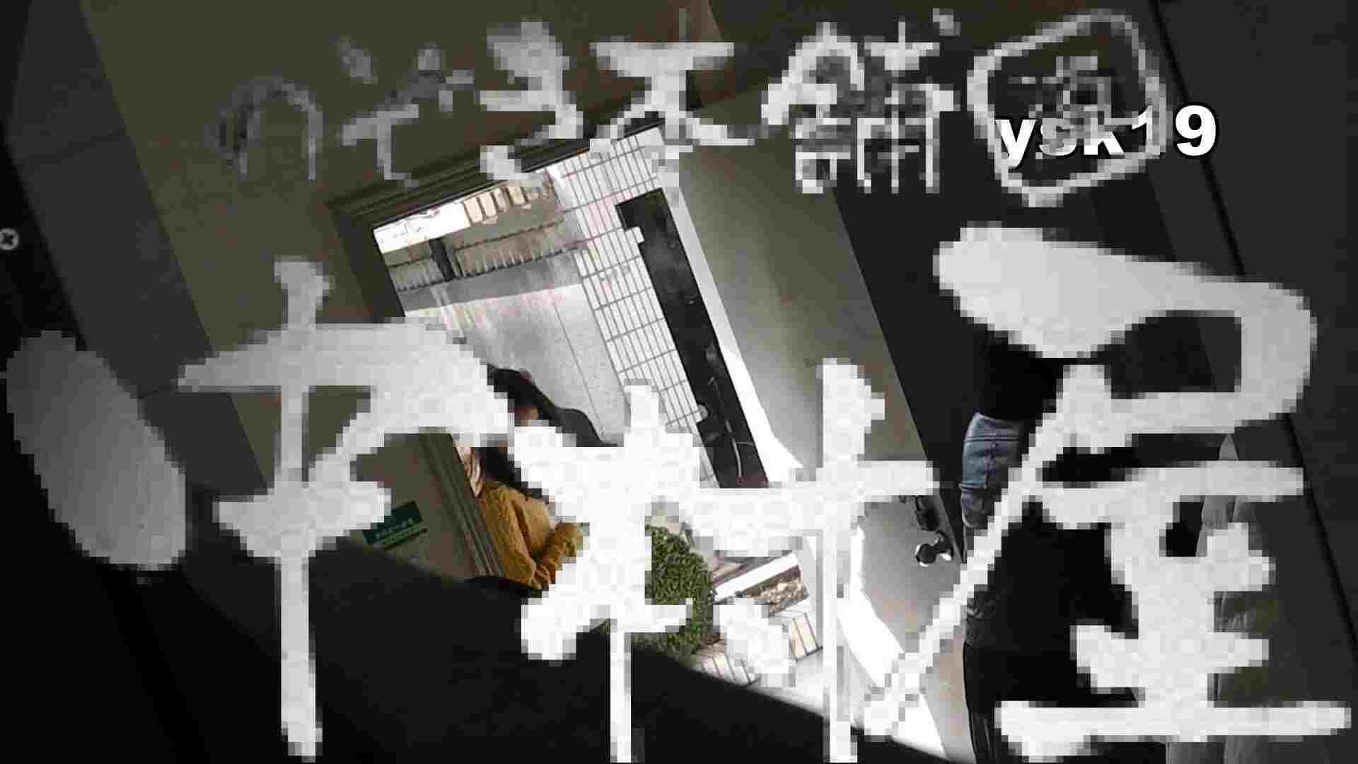 【世界の射窓から】世界の射窓から vol.19後編 洗面所編  86PIX 74