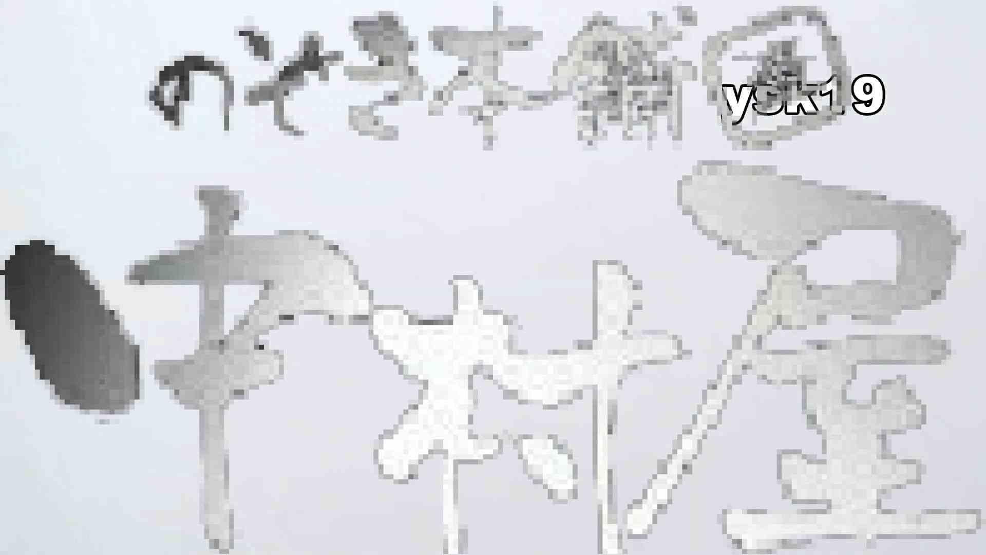 【世界の射窓から】世界の射窓から vol.19後編 洗面所編  86PIX 78