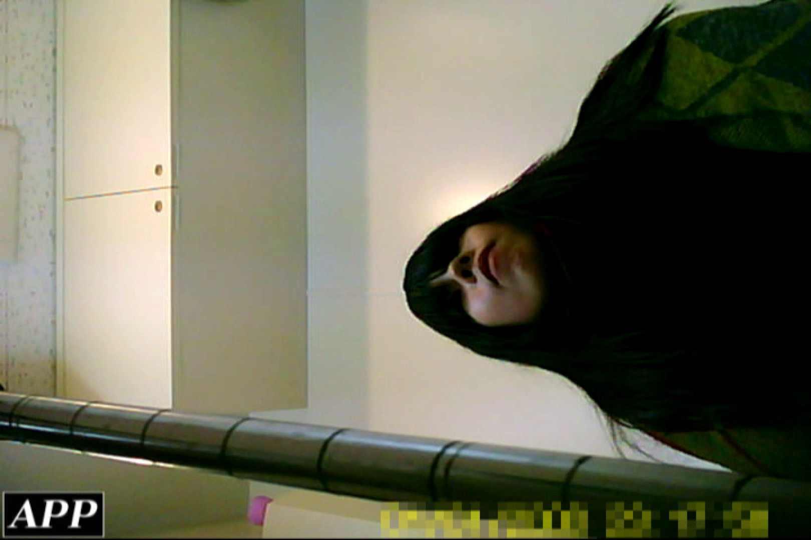 巨乳おまんこ:3視点洗面所 vol.088:ピープフォックス(盗撮狐)