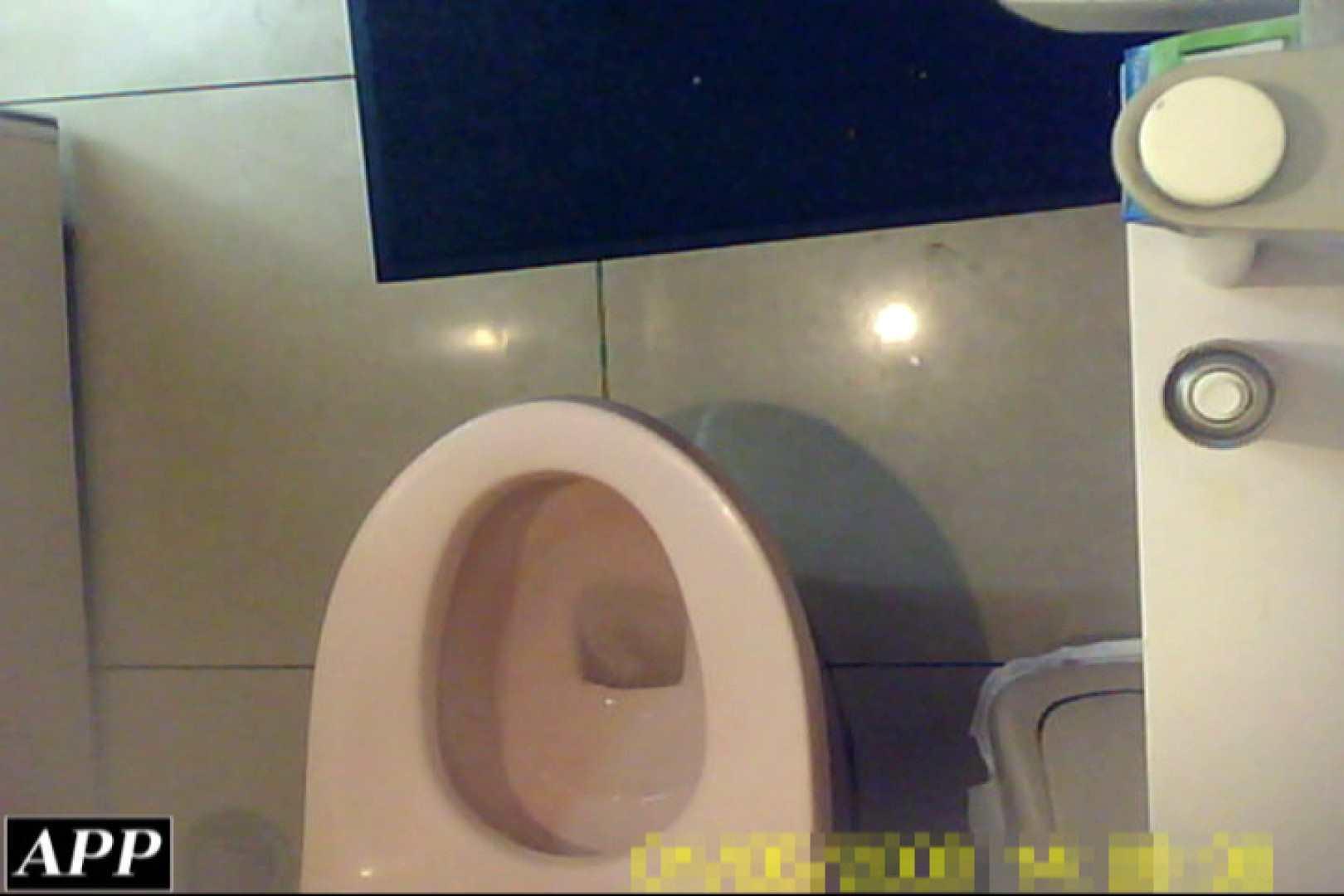 巨乳おまんこ:3視点洗面所 vol.129:ピープフォックス(盗撮狐)