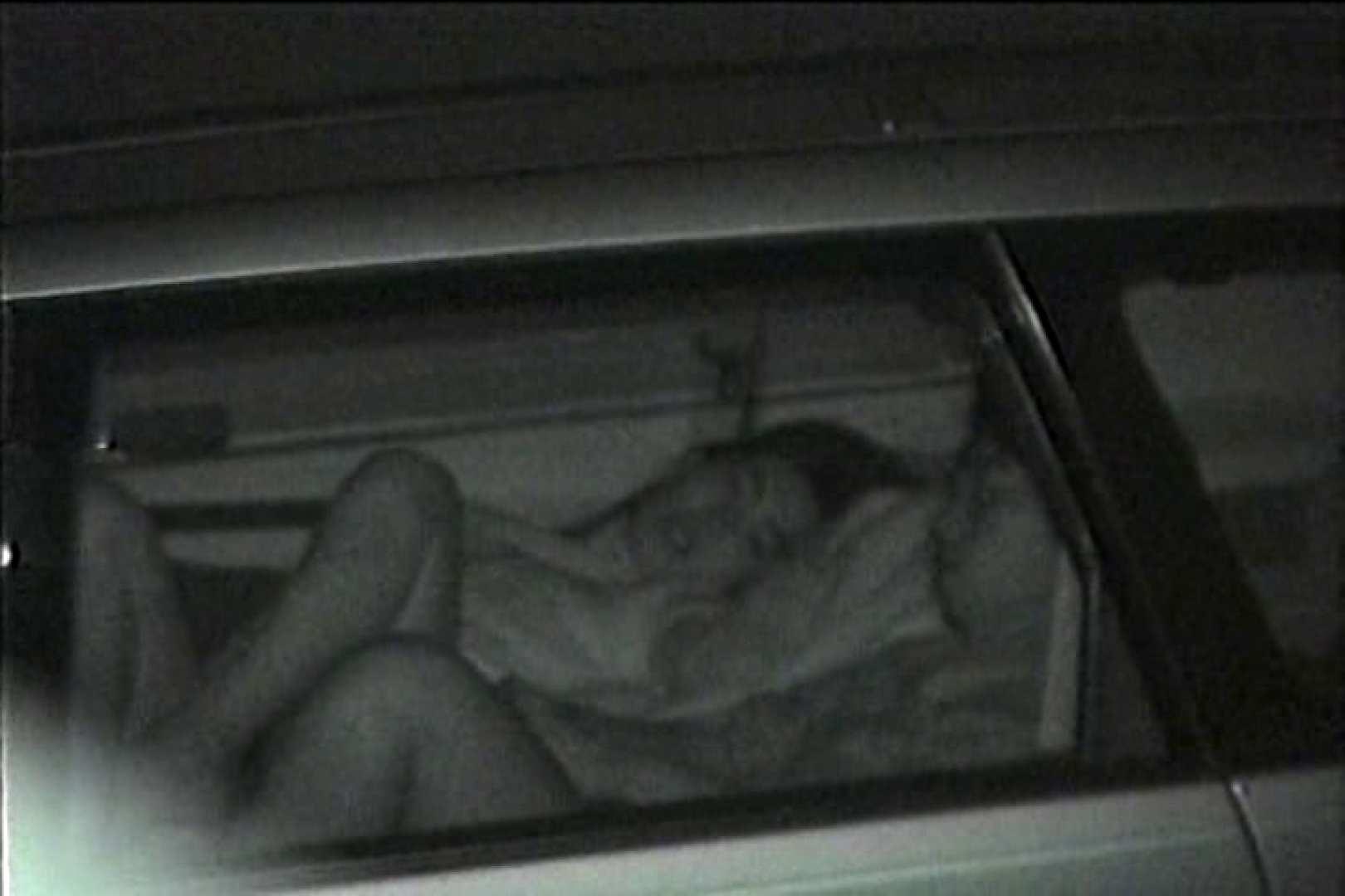 巨乳おまんこ:車の中はラブホテル 無修正版  Vol.7:ピープフォックス(盗撮狐)