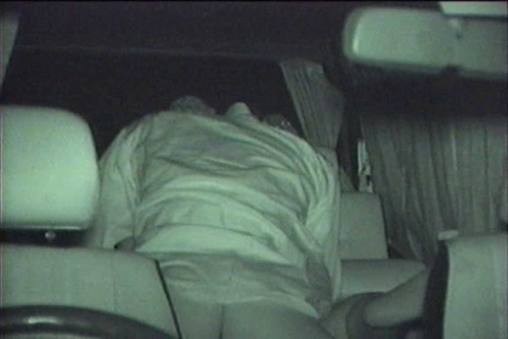 巨乳おまんこ:車の中はラブホテル 無修正版  Vol.16:ピープフォックス(盗撮狐)