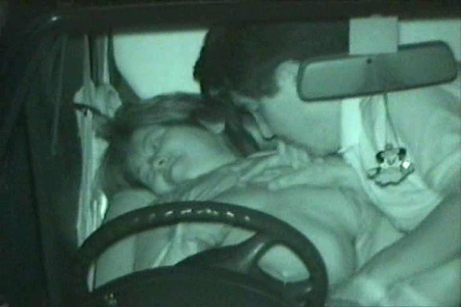 巨乳おまんこ:車の中はラブホテル 無修正版  Vol.25:ピープフォックス(盗撮狐)