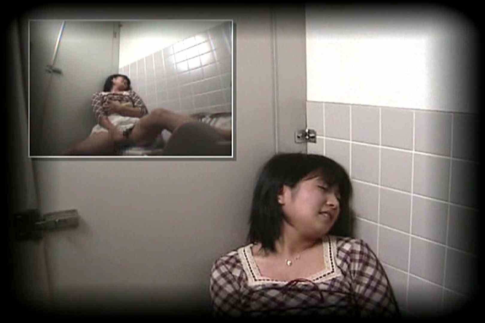 巨乳おまんこ:自慰天国女子洗面所Vol.1:ピープフォックス(盗撮狐)